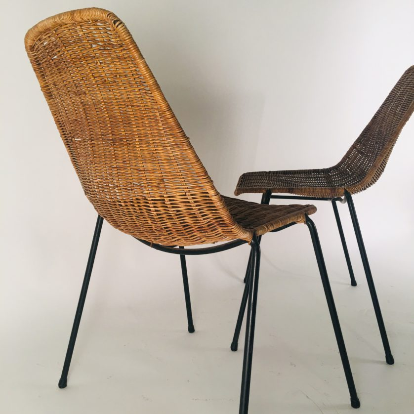 Gianfranco Legler basket chair